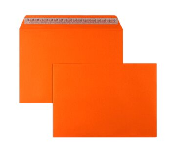Farbige Kuverts - Orange ~229 x 324 mm (DIN C4) | 130...
